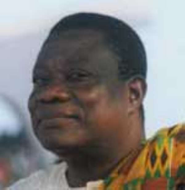 REVISITING PROF JOHN EVANS ATTA MILLS CANDIDACY AND NDC LOSSES IN THE 2000 AND 2004 ELECTIONS